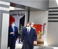 رسائل الرئيس السيسي لمواجهة البناء المخالف