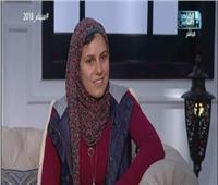 فيديو| زوجة الشهيد خالد مغربى: نفسي ابني يكمل مسيرة والده