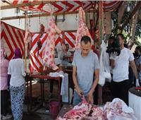 ثبات أسعار اللحوم في الأسواق اليوم 22 مايو