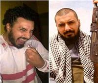 الفنان إسلام حافظ أحد الإرهابيين في مسلسل «الاختيار» بقميص الزمالك