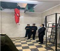 أول صورة حقيقية لإعدام هشام عشماوي