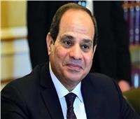 الرئيس السيسي يهنئ المصريين بعيد الفطر ويوجه رسالة لأسر الشهداء