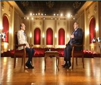 غدا حسن راتب ومحمد صبحي ضيفا برنامج شخصيات في حياتي علي قناة المحور
