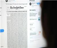 «نيويورك تايمز» توثق أسماء بعض ضحايا كورونا في صدر صفحتها الأولى