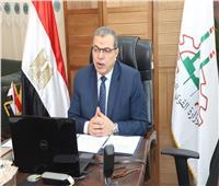ضمن 100 وزير عمل..سعفان يتحدث للعالم عن التجربة المصرية في الاستجابة لتأثير كورونا