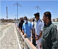 فيديو| محافظ مطروح يتفقد شواطئ المدينة ويوجه بالانتهاء من المشروعات استعدادا لموسم الصيف