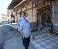 في ثاني أيام العيد: محافظ الغربية يشيد بوعي المواطنين ويوجه برفع الاشغالات