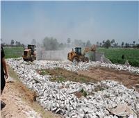 الزراعة تواصل حملاتها لمنع أي تعديات على الرقعة الزراعية