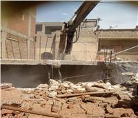 وزير الري: إزالة ٤٨٤ حالة تعد على النيل