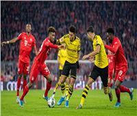 بث مباشر| مباراة بوروسيا دورتموند وبايرن ميونخ في الدوري الألماني