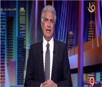وائل الإبراشي: نسبة التزام المصريين بالإجراءات الطبية لمواجهة كورونا كبيرة