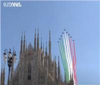 شاهد| احتفالات إيطاليا بيوم الجمهورية