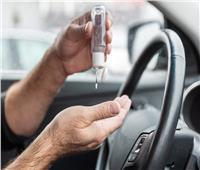 مع اقتراب الصيف.. هل يمكن أن ينفجر معقم اليدين في سيارتك؟
