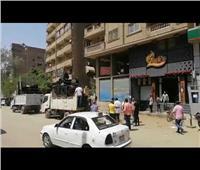 للمرة الثانية.. فيديو| غلق مطعم «زاكس الهرم» وإيقاف نشاطه بالكامل