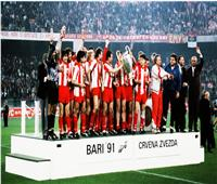 فيديو| في مثل هذا اليوم.. النجم الأحمر الصربي يفاجئ العالم ويتوج بدوري أبطال أوروبا
