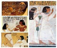 المصري القديم يغازل محبوبته بنجمة «سوبدت» وزهرة اللوتس