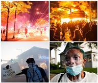 بالصور| القصة الكاملة لليوم الثالث للتظاهرات الغاضبة بأمريكا