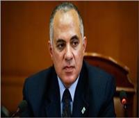 وزير الري: لن يسمح بدخول الديوان العام إلا لمرتدي الكمامات