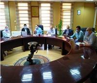 محافظ الشرقية لرؤساء المدن: «اللي مش قادر يعمل معنا يقدم اعتذار»