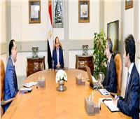الرئيس السيسي يوجه بدعم تمويل أجهزة الحاسب الشخصي الحديثة للطلاب
