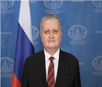 ترحيب مصري بالسفير الروسي