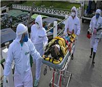 روسيا تتخطى حاجز الأربعمائة ألف في إصابات فيروس كورونا