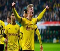 دورتموند يكتسح بادربورن بنتيجة 6-1 في الدوري الألماني
