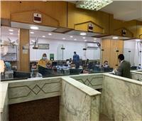 فتح مكتب للشهر العقاري داخل نادي الزمالك