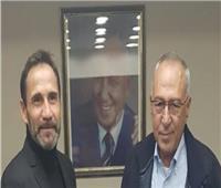 ديدييه جوميز يعلق على أنباء تعاقد الإسماعيلي مع مدرب جديد