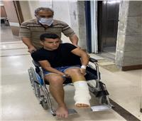 فيديو| رامز أمير يكشف عن تطورات حالته الصحية