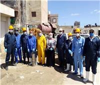 توفير 100 ألف كمامة بسعر التكلفة في شمال سيناء
