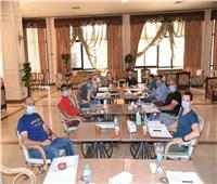 «الصيد» يعقد اجتماعًا لمناقشة استعدادات استئناف النشاط الرياضي