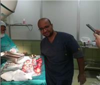كواليس نجاح عملية ولادة قيصرية لمريضة كورونا لا تنجب منذ 11 عامًا