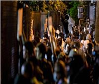 آلاف المحتجين يتحدون حظر التجول في أمريكا.. و«البنتاجون» ينقل قوات إلى واشنطن