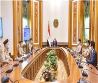 الرئيس يوجه بمواصلة العمل بالعاصمة الإدارية وفق التخطيط الزمني المقرر