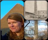 عالمة آثار أمريكية تطالب بتحطيم المسلة المصرية بنيويورك