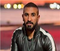 شاهد.. كيف رد أحمد سعد على شائعات انفصال حسام حبيب وشيرين