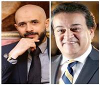 خالد الطوخي.. والوقوف مع الوطن