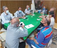 محافظة شمال سيناء تدرس إنشاء محطة تحلية ومزرعة سمكية بقرية الروضة