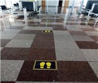 مطار الغردقة يستعد لاستقبال رحلة طيران قادمة من كييف لإجلاء 280 أوكرانيا
