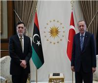 السراج وأردوغان.. «تحالف مشبوه» من أجل نهب ثروات ليبيا