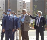 وزير الإسكان: مشروعات التطوير العقارى الحكومية والخاصة جناحا النمو الاقتصادي لمصر