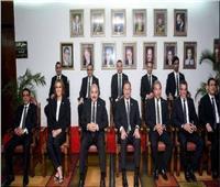 مجلس إدارة الأهلي يبدأ بدقيقة حداد على روح أمير الكويت