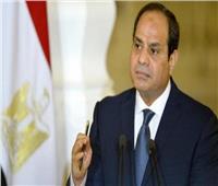 بالتفاصيل.. نص كلمة الرئيس السيسي خلال مؤتمر صحفي مع «حفتر» و«عقيلة»