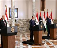 اللواء محمد إبراهيم: إعلان القاهرة يمهد الطريق أمام تسوية سياسية شاملة وعادلة للأزمة الليبية