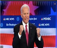 بايدن يفوز بالمندوبين المطلوبين للمنافسة على رئاسة الولايات المتحدة.