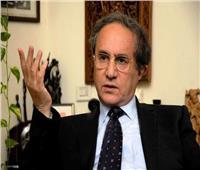 """أسامة الغزالي حرب: """"الأحزاب في مصر هزيلة جدا"""""""