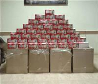 ضبط 86 ألف كمامة غير مطابقة قبل توزيعها على الصيدليات في السويس