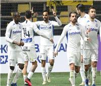 تأجيل مباراة في الدوري اليوناني بعد عودته بسبب كورونا