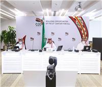 مجموعة عمل الإطار لمجموعة العشرين تحرز تقدمًا في خطتها لمواجهة جائحة كورونا